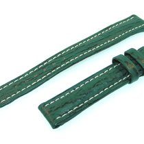 Breitling Band 15mm Green Shark Strap Correa  B15-05