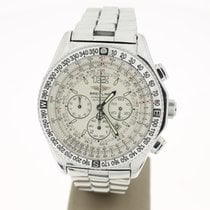 Breitling B2 Chronograph Steel WhiteDial (BOX2003) 44mm
