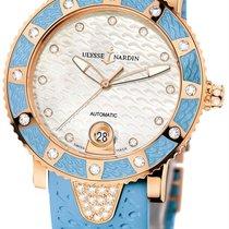 Ulysse Nardin 8106-101E-3C/10.13 Lady Marine Diver - Bleu Azur...