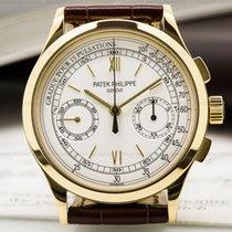Patek Philippe 5170J-001 Chronograph 18K Yellow Gold Pulsation...