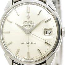 Omega Vintage Omega Constellation Cal 561 Rice Bracelet Steel...