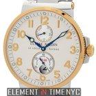 Ulysse Nardin Maxi Marine Chronometer 1846 Steel & Gold ...