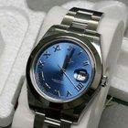 勞力士 (Rolex) Rolex Datejust 116300 Blue Roman
