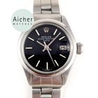 Rolex Oyster Perpetual Date Automatic Women´s Black Dial