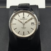 Jaeger-LeCoultre Geophysic True Second 39.6mm Steel  [New]