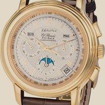 Zenith El Primero chronomaster Moonphase Automatic Watch