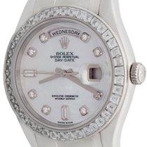 Rolex Masterpiece Model 18956 18956
