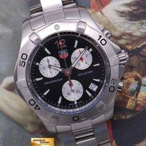 TAG Heuer Aquaracer Chronograph Quartz Black (mint)