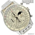 Breitling Navitimer Montbrillant A19340 Chronograph Olympus...