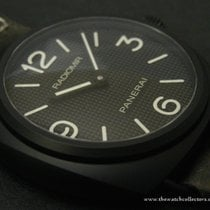 """Panerai : Rare Radiomir 45 mm Ceramic """"PAM 643"""" Full Set"""