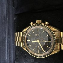 Omega Speedmaster Professional 750 Gold  moonwatch