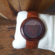 Tissot Genuine WoodWatch- W150  collectible pre-owned