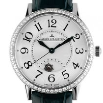 Jaeger-LeCoultre Rendez-Vous Night & Day Edelstahl Diamond...