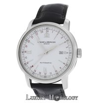 Baume & Mercier Authentic Men's  Classima 65494 Dual...