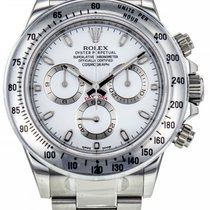 Rolex Daytona  Light Blu  White Dial 116520 NEW/NOS