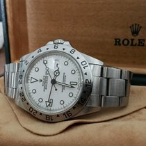 Rolex Oyster Explorer II Steel Polar White Dial 40 mm (1992)