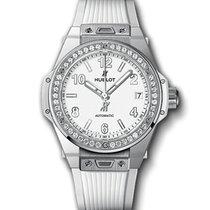Hublot Big Bang One Click Steel White Diamonds 465.SE.2010.RW....