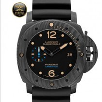 Panerai - LUMINOR SUBMERSIBLE 1950 CARBOTECH 3 DAYS AUTOM
