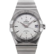 Omega Constellation 38 Automatic Date
