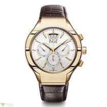 Piaget Polo Watch Rose Gold Mens Watch