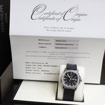 Patek Philippe Luce Aquanaut Diamond Bezel Stainless Steel Box...