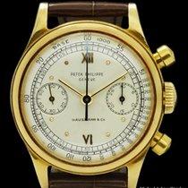 Patek Philippe Ref# 1463J, Chronograph