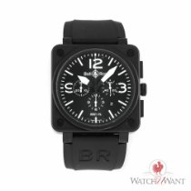 Bell & Ross Aviation Instrument BR-01 Chronograph