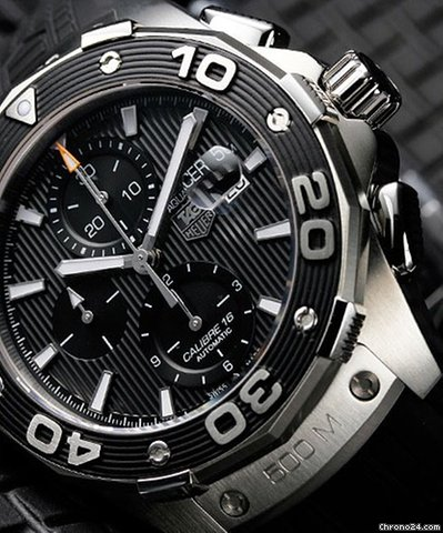 TAG Heuer Acquaracer 500m Calibre  Chronograph