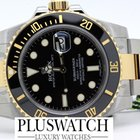 Ρολεξ (Rolex) Rolex submariner 116613 STEEL GOLD nuovo new