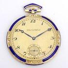 Patek Philippe Rare Vintage  18k Yellow Gold & Lapis...