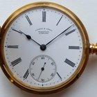 A. Lange & Söhne Schwere Taschenuhr - Gold 750 - Box &...