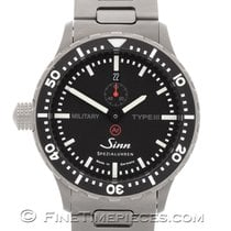 Sinn Military Type III Limitierte Japan-Edition TEGIMENT-Techn...
