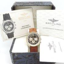 Breitling Navitimer Cosmonaute Steel Gold Acciaio Oro Full Set