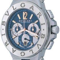 Bulgari Diagono Chronograph 102060 DG42C3SWGLDCH