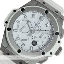 Hublot King Power Big Bang White Limited Edition 100 Pieces...