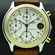 Baume & Mercier Chronograph Baumatic, Steel and Gold, ref....