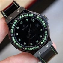Hublot Classic Fusion Shiny Ceramic Green 565.CX.1210.VR.1222
