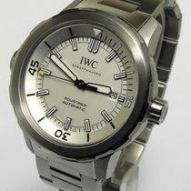 IWC Aquatimer Edelstahl Ref Iw329004 Automatik Aus 2015