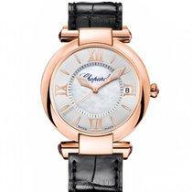 Chopard Imperiale 18K Rose Gold Manual Winding Watch