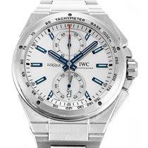 IWC Schaffhausen IW378510 Ingenieur Chronograph Racer Silver...