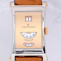 Chronoswiss Digiteur Limited Edition 18K White Gold Sammler...