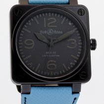 Bell & Ross BR01-92 Phantom Limited Edition 500 pieces
