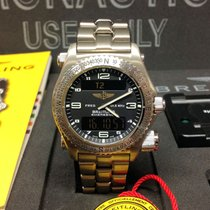 Breitling Emergency E56321 - Serviced By Breitling