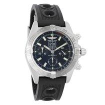 Breitling Blackbird Mens Swiss Automatic Watch A4435910/B811-200S