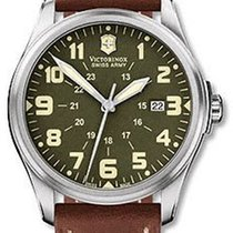 Victorinox Swiss Army Gents  Infantry  Vintage - Stainless -...
