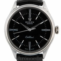 Rolex Cellini Time 18ct White Gold 50509