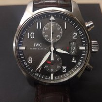 IWC Pilot Spitfire Chronograph - 43mm - IW387802 - B&P