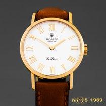 Rolex Cellini   4109 18K Gold Lady