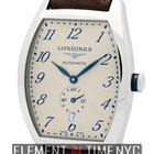 Longines Evidenza Stainless Steel 33mm Silver Dial Ref....