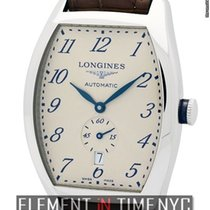 Longines Evidenza Stainless Steel 33mm Silver Dial